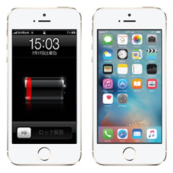 iPhoneSE_バッテリー交換